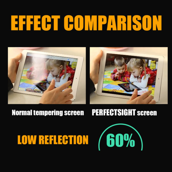 anti reflective effect