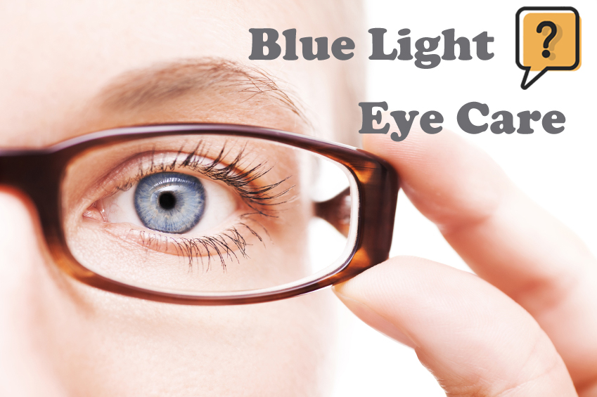 blue light and eye care