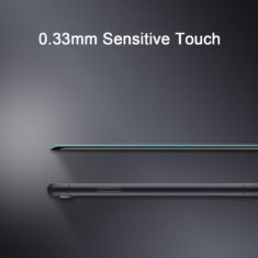 0.33mm sensitive touch for iphone screen protectors