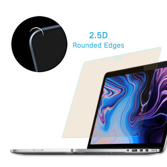 2.5D Curved Edge for macbook pro 15