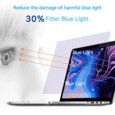 30% blue light filter for macbook pro 15 matte anti glare primary edtition