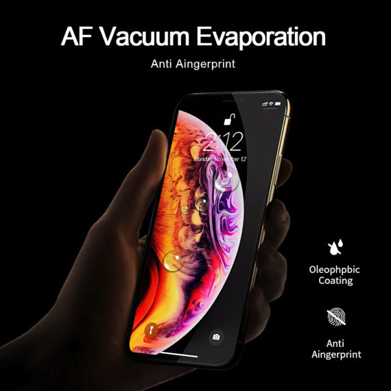 anti fingerprint smudge for iphone screen protectors