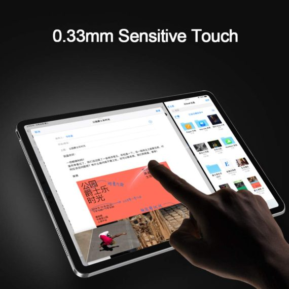 0.33mm thickness sensitive touch