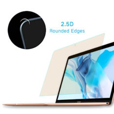2.5D Curved Edge for macbook 12