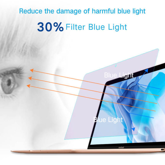 30% blue light filter for macbook 12 matte anti glare primary edtition