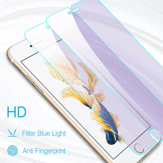 HD clear blue light filter main pic 2 for iPhone