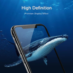 High Definition Clear efect