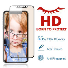 PERFECTSIGHT iPhone Xr 6.1 inch HD clear Premium Edition Tempered Glass Screen Protector main pic