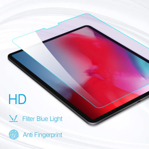 iPad pro 11 2018 tempered glass hd clear primary edition main pic