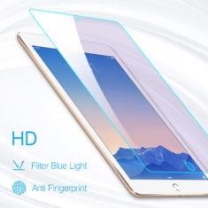 iPad pro 9.7 Air tempered glass screen protector hd clear primary edition main pic