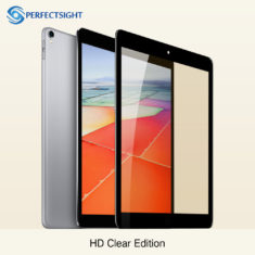 ipad air 2 HD clear Premium edition screen protector black main picture