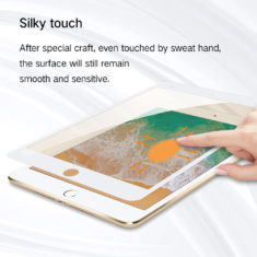 silk touch good feel effect for ipad mini 4 5