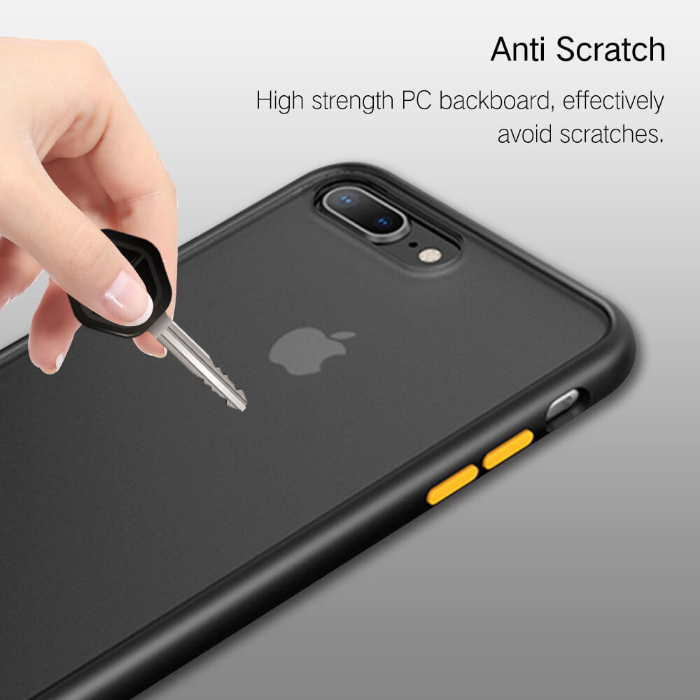 anti scratch for iPhone 7 8 series phone case