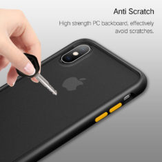 anti scratch for iPhone xs max phone case