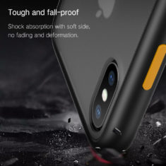 drop protection full coverage for iPhone xs max phone case