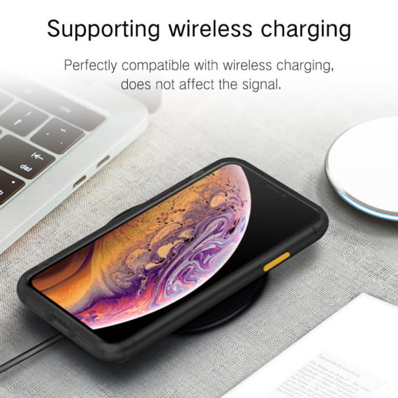 wireless charging support for iPhone case