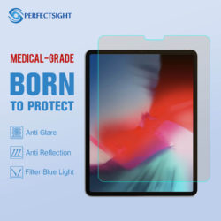 small banner for iPad anti glare medical edition screen protector
