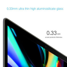 2.5d curved edge effect for perfectsight macbook pro 16 inch screen protector