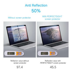 cut reflection effect for perfectsight screen protector