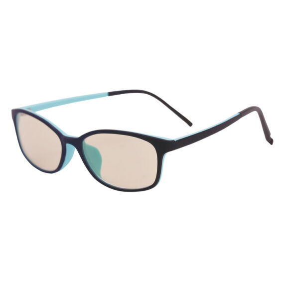 Kids blue light blocking glasses H6141 side