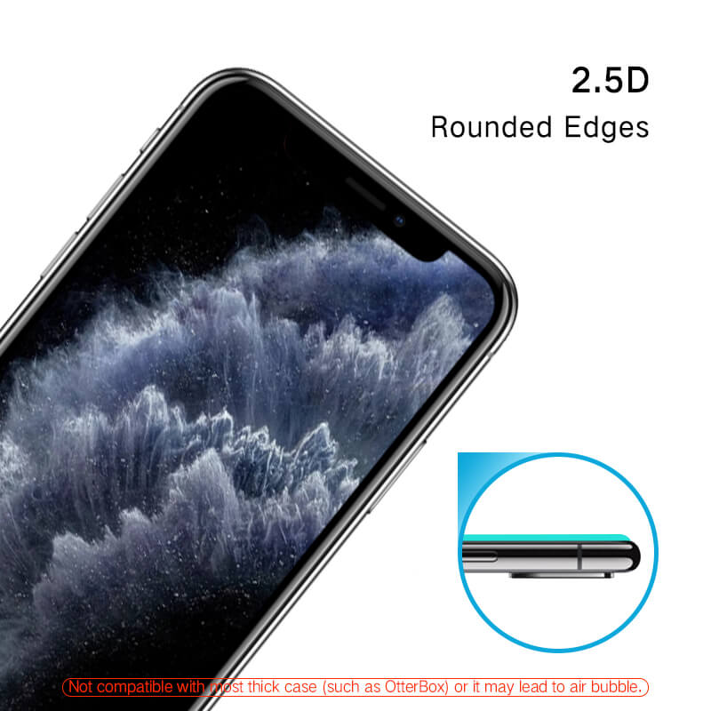 2.5D Rounded Edges