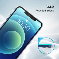 2.5D Curved Edge Case Friendly