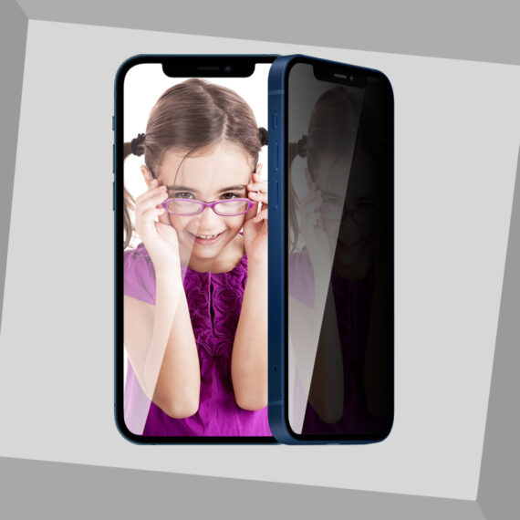 Main Picture for iphone 12 series hd privacy screen protector